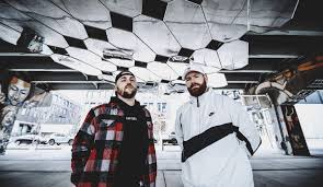 "Rainer + Grimm Release ""Talk of the Town"" Ft. Plain English w/ Grimey Music Video"