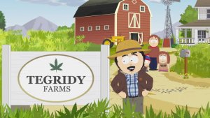 """Randy Marsh Takes it to the Next Level in New South Park, S23E01 """"Mexican Joker"""""""