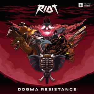 "Debuting in Style! Producers RIOT Drop SCi-Fi LP ""Dogma Resistance"" Along With Themed Comic Book!"