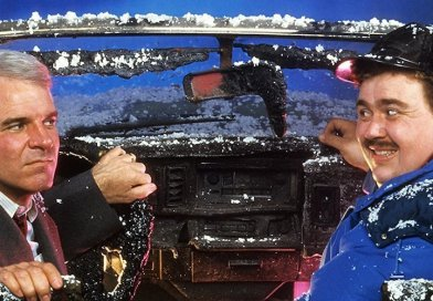 Planes, Trains and Automobiles: The Pinnacle Holiday Road Movie (Day #5)