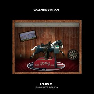 "Valentino Khan Drops New ""Pony"" Eliminate Remix, Second Tease For Upcoming Remix EP"