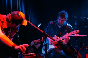 """Blues Rock Band The Harpoonist & the Axe Murderer Release New Remix Album """"Post Apocalipstick"""""""