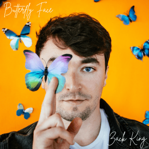 """Singer Songwriter Zack King Is Back With 1st Single of 2021, Infection 90s Pop Single """"Butterfly Face"""""""