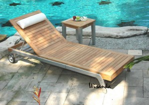 Care and Maintenance Antonio sun bed