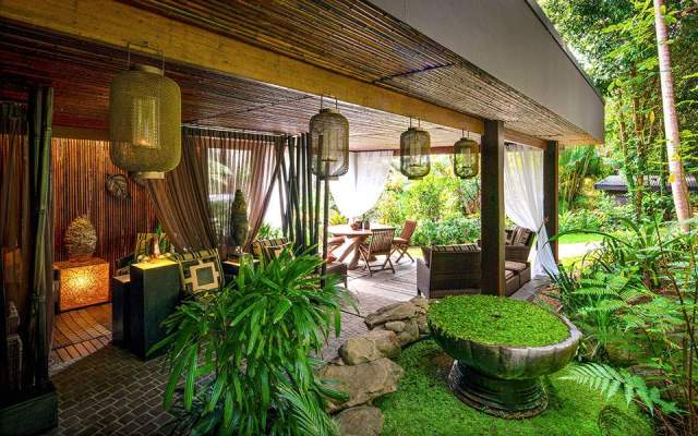 How To Create Outdoor Nature Retreat