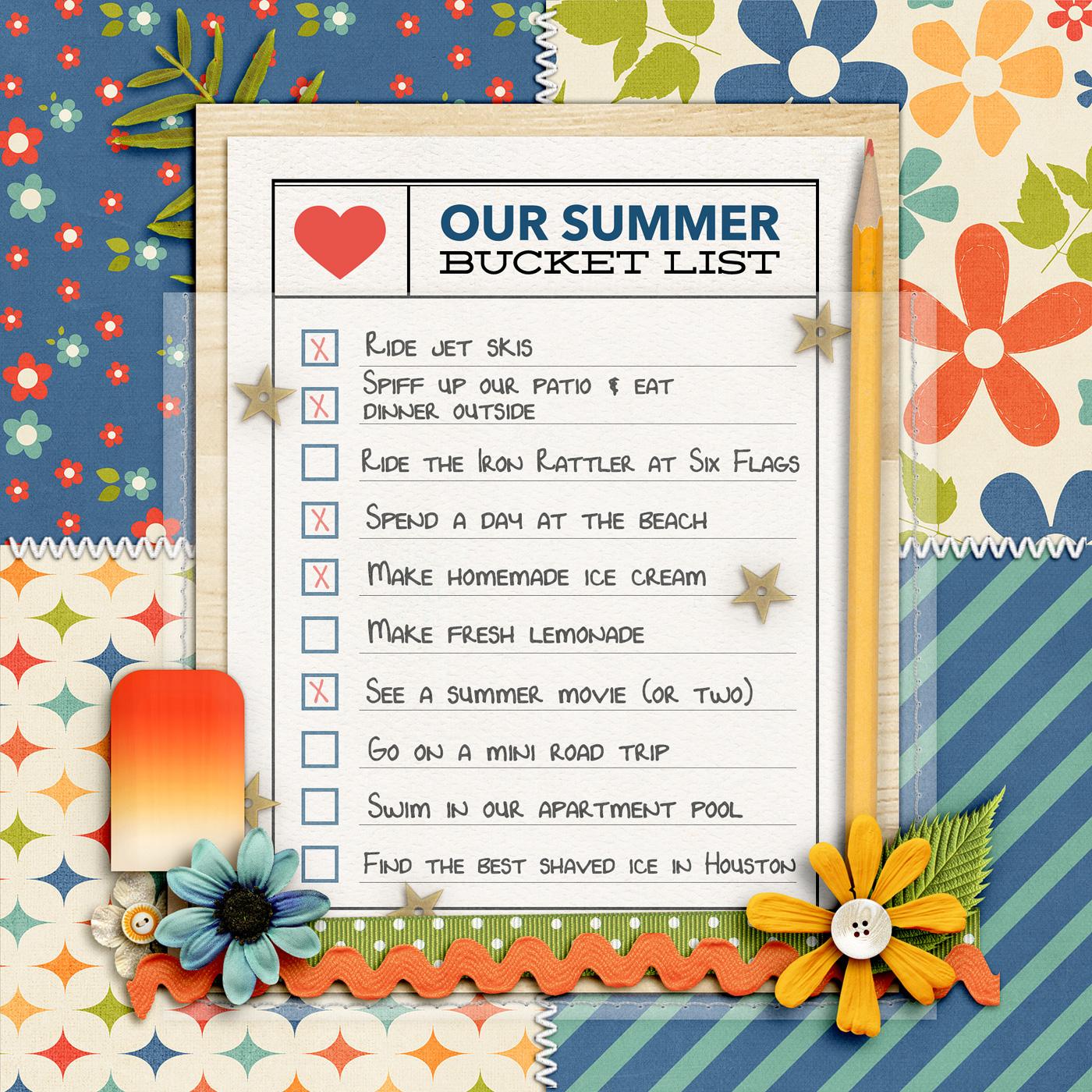 Summer Love Mini Course