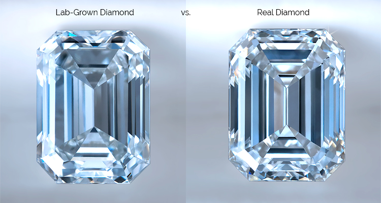 DIAMONDS AND REAL GEMS