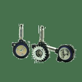 Tru Count Clutches and LiquiBlock Valves