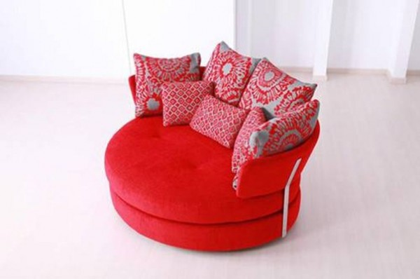 MyApple Romantic Sofa By Fama  Modern Architecture Concept