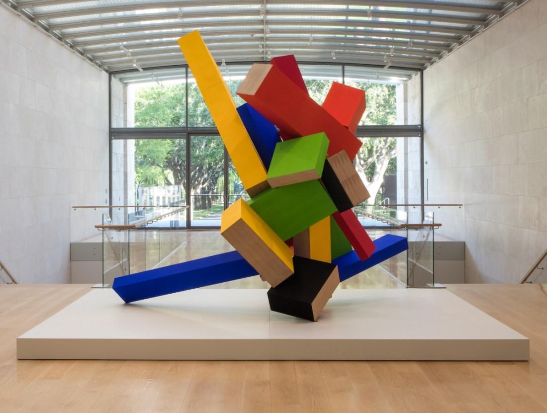 No 240 Joel Shapiro Linn Meyers  The Modern Art Notes