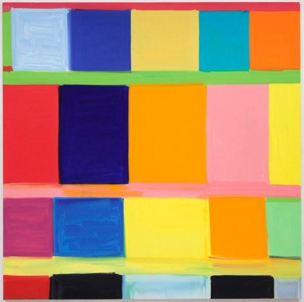 Stanley Whitney Modern Art Notes Podcast