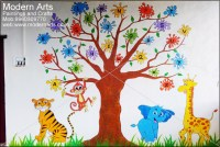 Wall Paint Designs For School - s Wall Decal
