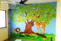 Wall Paint Designs For School - i Wall Decal