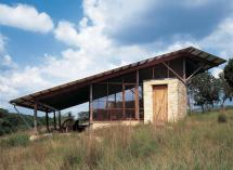 Lake Flato Hill Country Houses