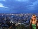 Incredible view in Mirante, Mangabeiras of Belo Horizonte, Brazil
