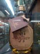 Joao Andante whiskey,  Portuguese for Johnnie Walker