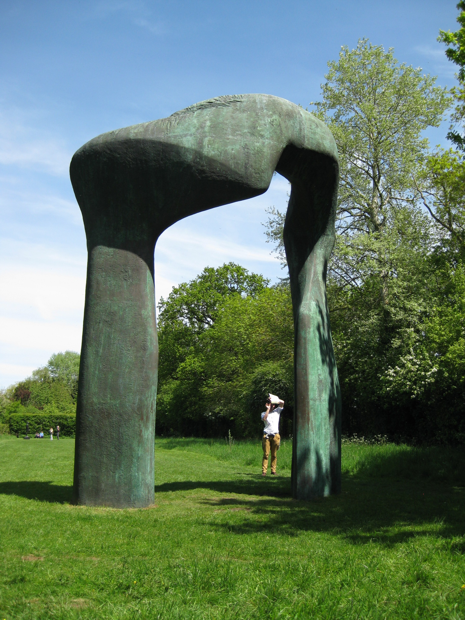 Spotlight on Collections The Henry Moore Foundation Perry Green Hertfordshire  Modern