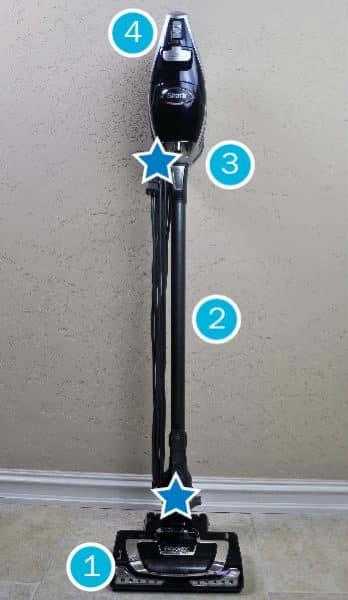 Shark Rocket Deluxe Pro Vacuum Review