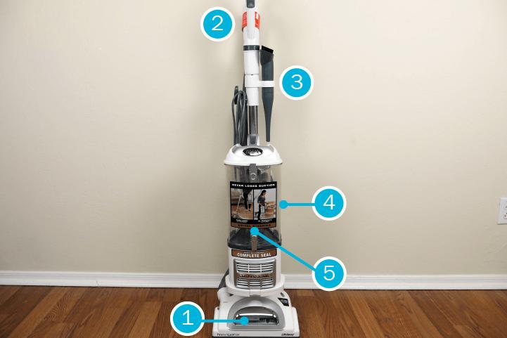 Shark Navigator Pro Vacuum Review  Great Performance for