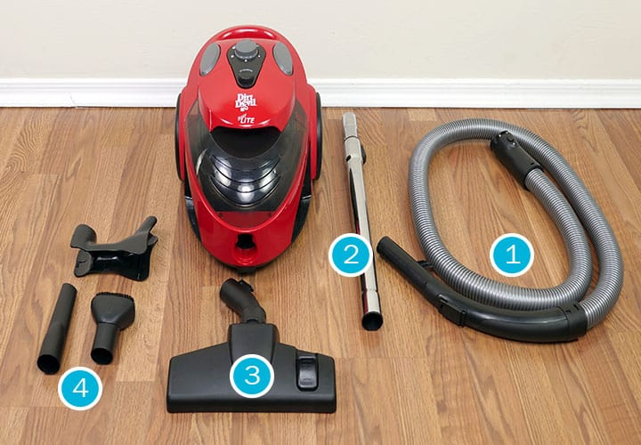 Dirt Devil Hardwood Floor Cleaner