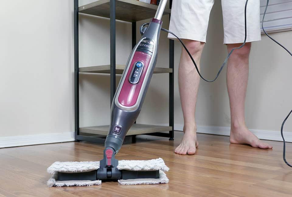 Shark Genius Steam Mop Review A Floor Sanitizer For 120