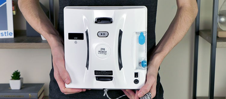 Hobot 298 Review: The Best Window Cleaning Robot?