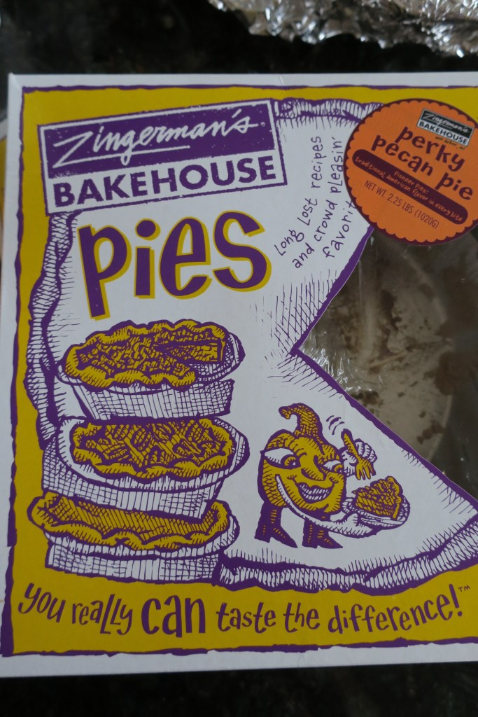 Gotta say, this place makes one of the best pecan pies ever!