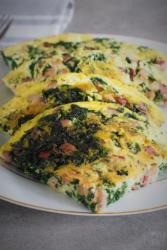 Keto omlet
