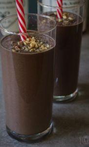 Keto smoothie czekoladowe (Paleo, LowCarb)
