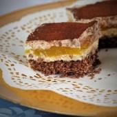 Keto delicja czekoladowo – pomarańczowa (Paleo, LowCarb)