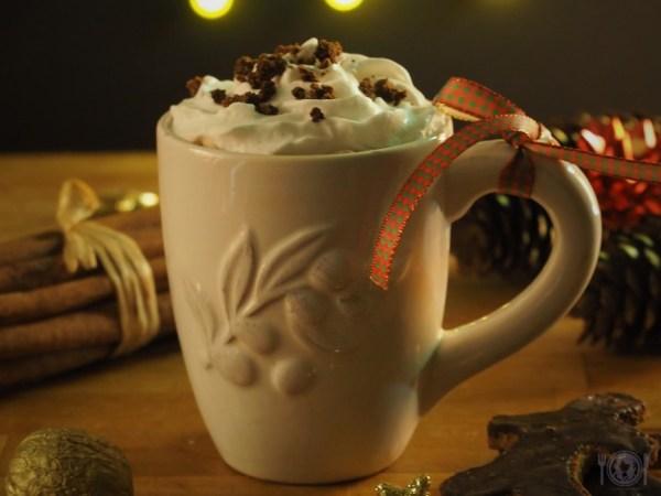 Keto pierniczkowe latte
