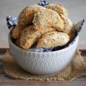 Keto empanady z kurczakiem (Paleo, LowCarb)