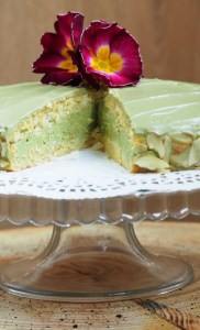Keto tort wiosenny (Paleo, LowCarb)