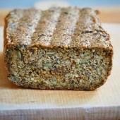 Keto chleb z ziaren (Paleo, LowCarb)