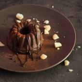 Keto semifreddo czekoladowe (Paleo, LowCarb, Vegan)