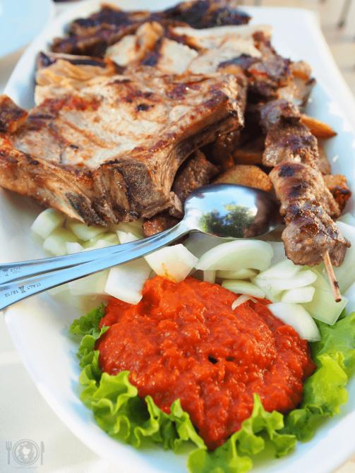 Półmisek mięs