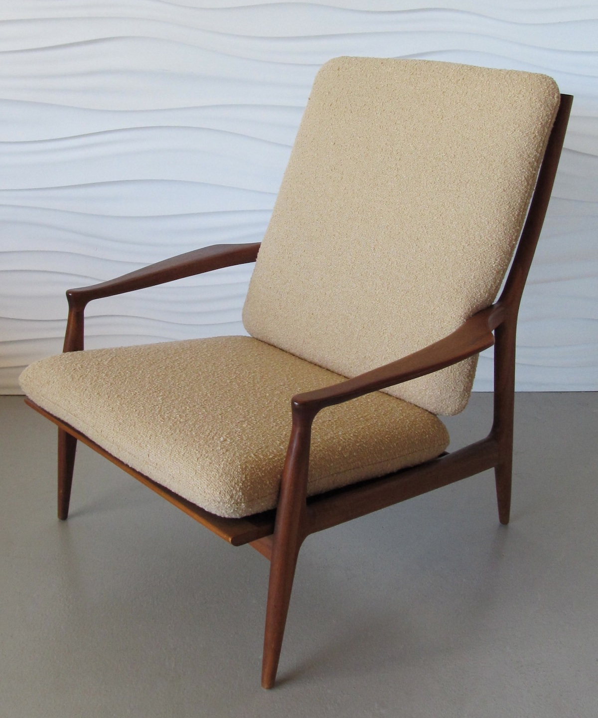 Modern Lounge Chairs Danish Modern Lounge Chair Modern Chair Restoration