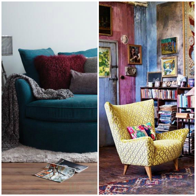 Reading Chairs for your Living Room