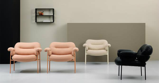 Stockholm Furniture Fair 2016 Bollo Chair For Fogia