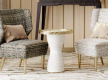 Top 10 Glamorous Small Armchair Designs for Your Living Room