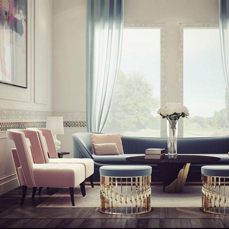 velvet chair design upholstered swivel chairs modern 5 armchair designs trending next season