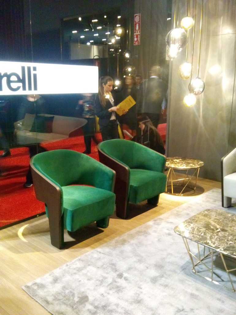 Salone del Mobile 2017  Best 20 modern chairs to see