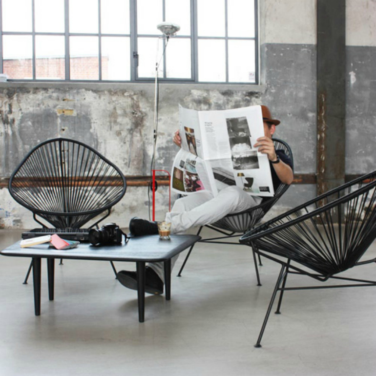 6 Gorgeous Modern Chairs Inspired By Ancient Civilizations