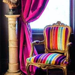 White Leather Accent Chair Modern Swing Double Colorful Chairs: Fall Living Room Furniture Trends 2018