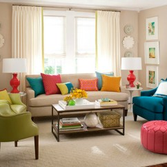 Modern Chairs Living Room Black White And Teal Decor Colorful Summer Furniture Trends 2017