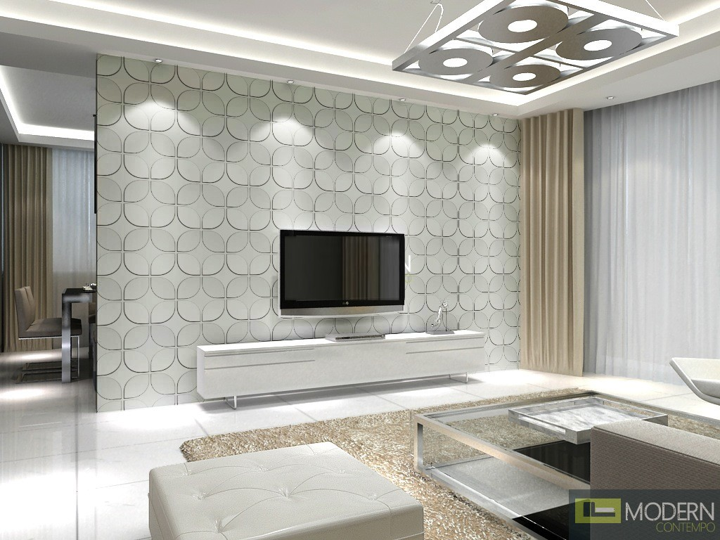 living room tiles wall colors for rooms 2017 petals- 3d panel - high grade polymer