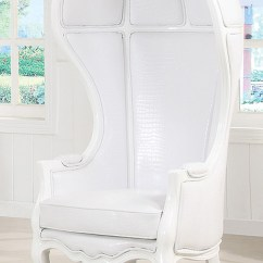 Office Chair Price Leg Replacement White Vinyl Antoinette Victorian Balloon Canopy Accent Arm