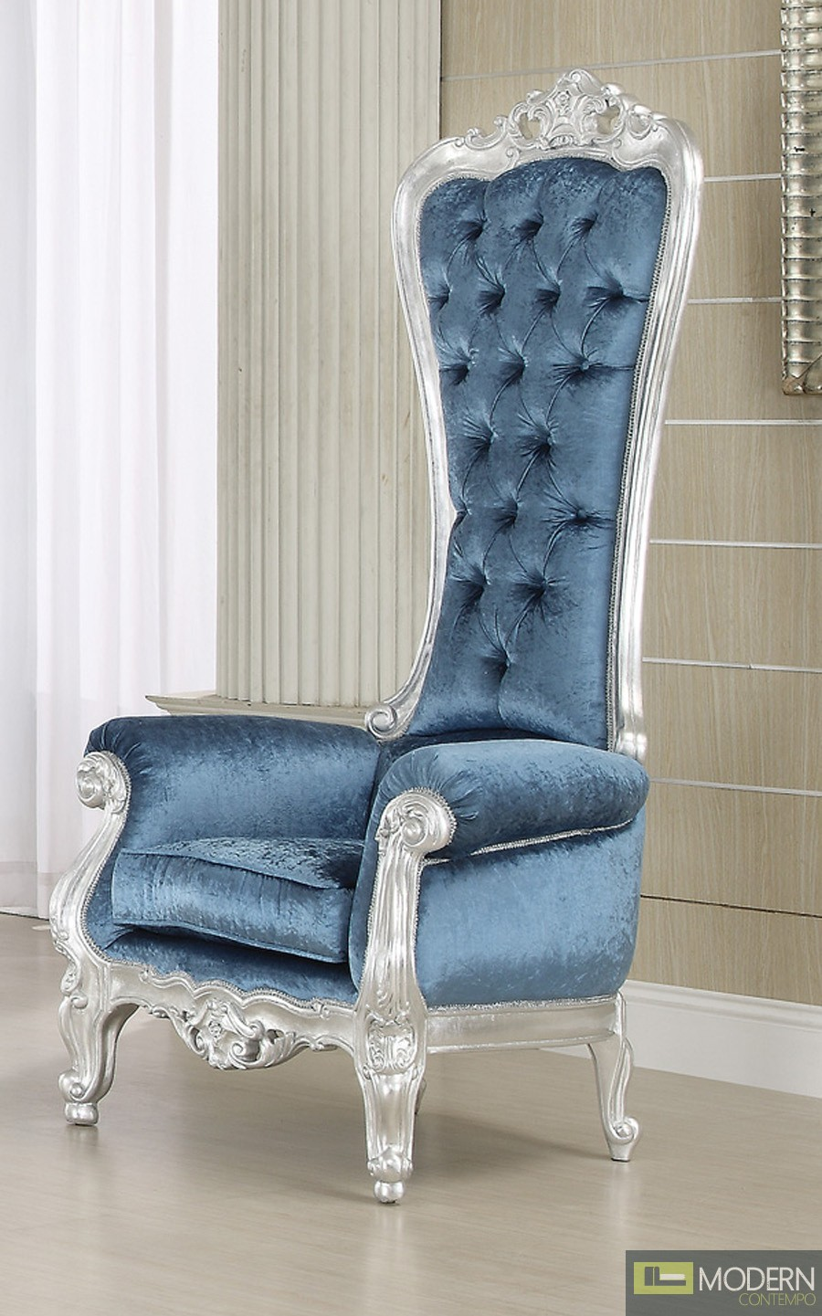 French Style Victorian Extreme HighBack ROYAL Throne