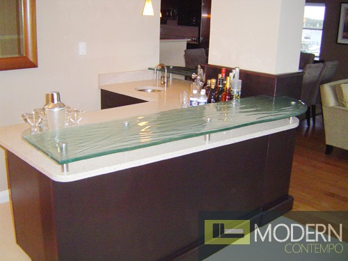 Zuritalia Custom Vessel Glass Sink