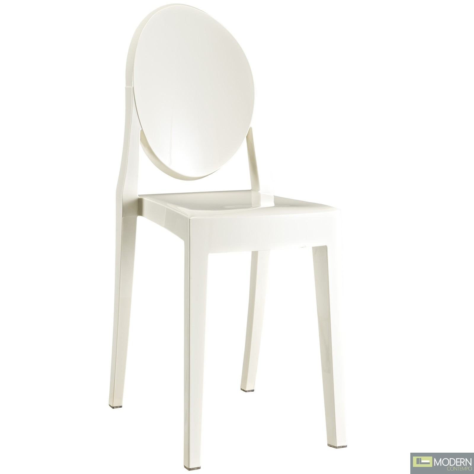 armless ghost chair target outdoor chairs black philippe starck victoria side dining clear